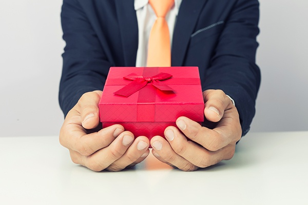 chocolate is one of the popular client appreciate gift to your client